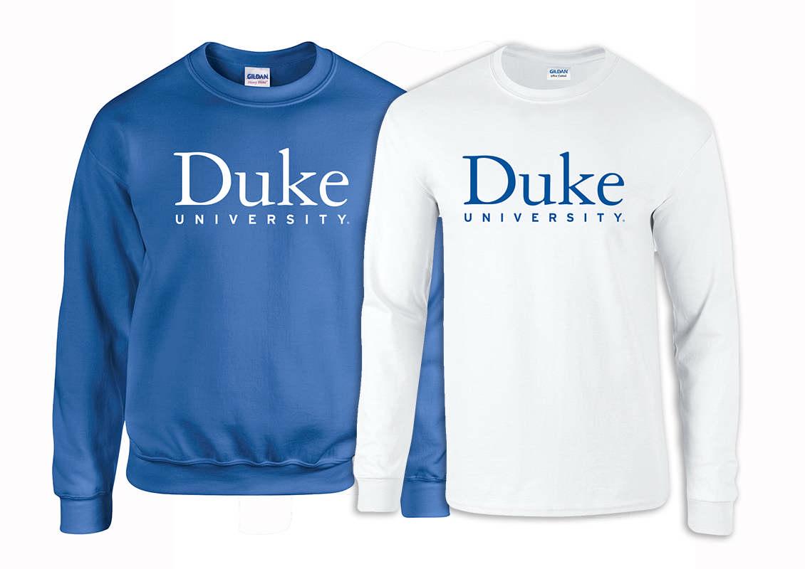 Duke University Branded Sweaters