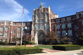 Top 10 Dorms at Providence College