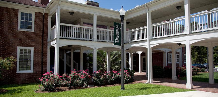 Top 10 Residences at Thomas University