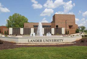Top 10 Dorms at Lander University