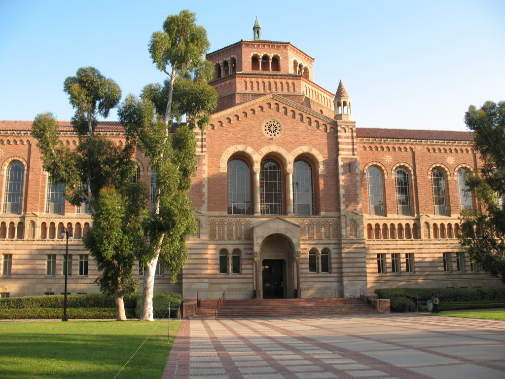 Top 10 Library Resources at UCLA