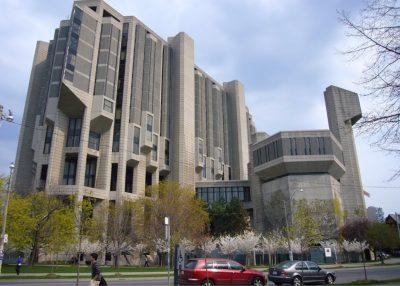 John P. Robarts Library