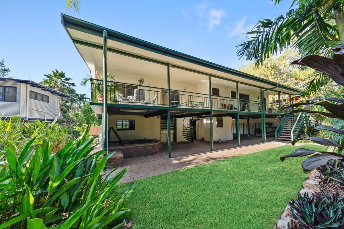 Bradshaw Terrace, Nakara