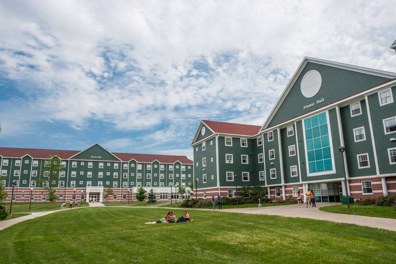 Top Residences at Cape Breton University