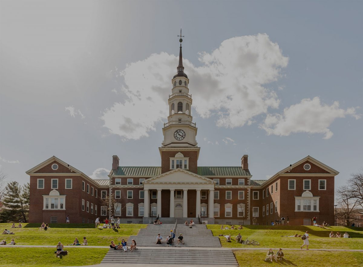 Top 10 Residences at Colby College