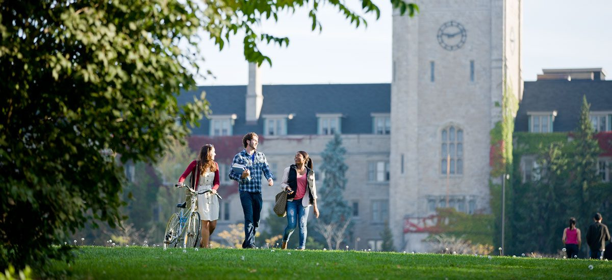 Top 10 Buildings at University of Guelph