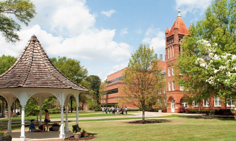 Top 10 Clubs at Lander University