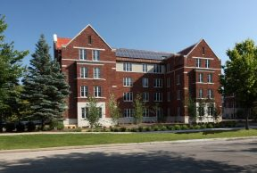 Top 10 Dorms at Carleton College
