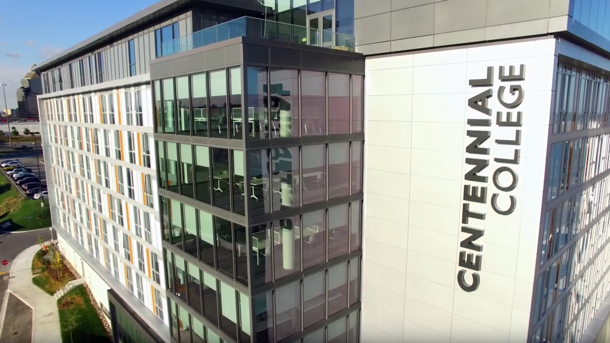 Top 10 Residences at Centennial College