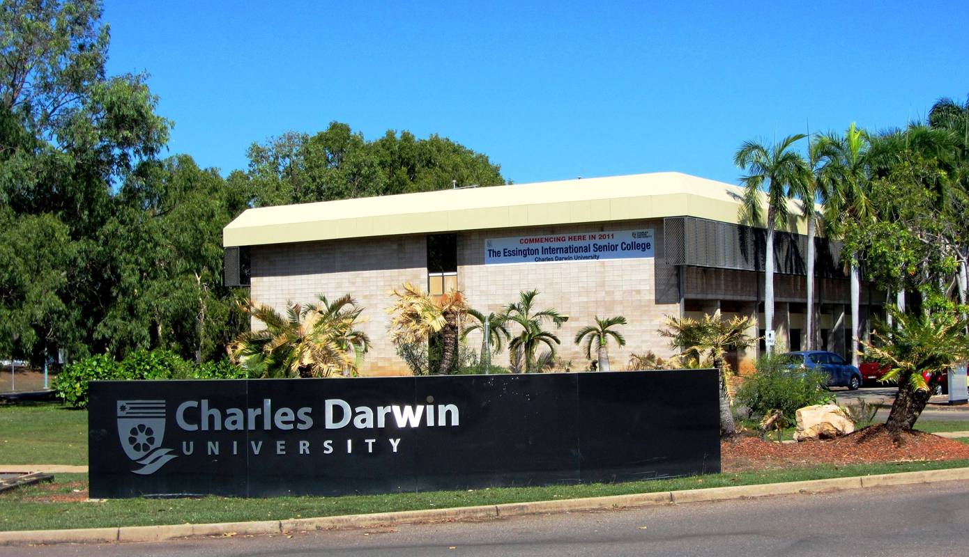 Top 10 Residences at Charles Darwin University