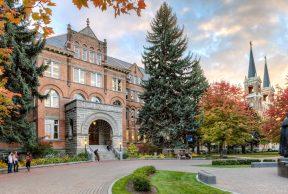 Top 10 Dorms at Gonzaga University