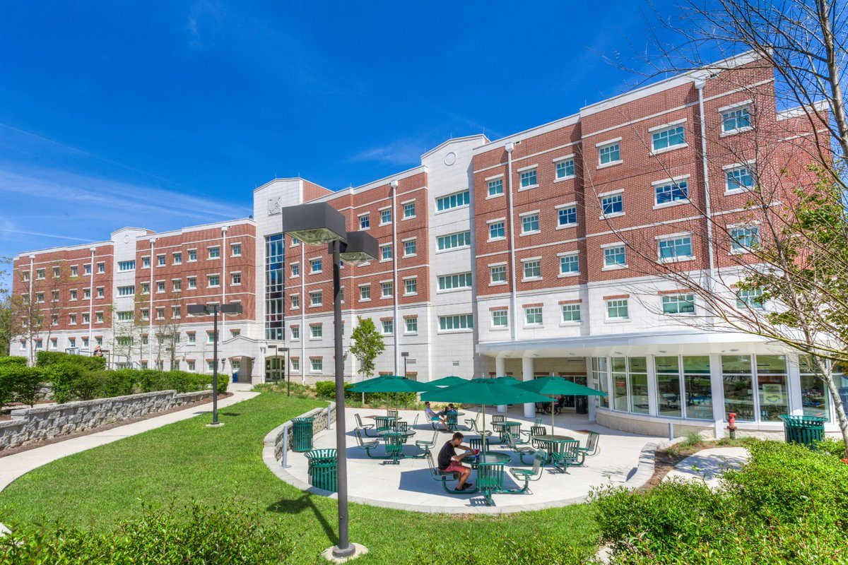 Top 10 Dorms at the University of West Florida