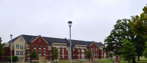 Aggie Village building