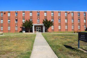 Top 10 Residence Halls at North Carolina A&T
