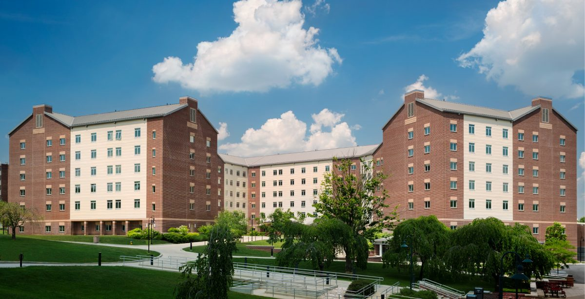 Top 10 Dorms at Kutztown University