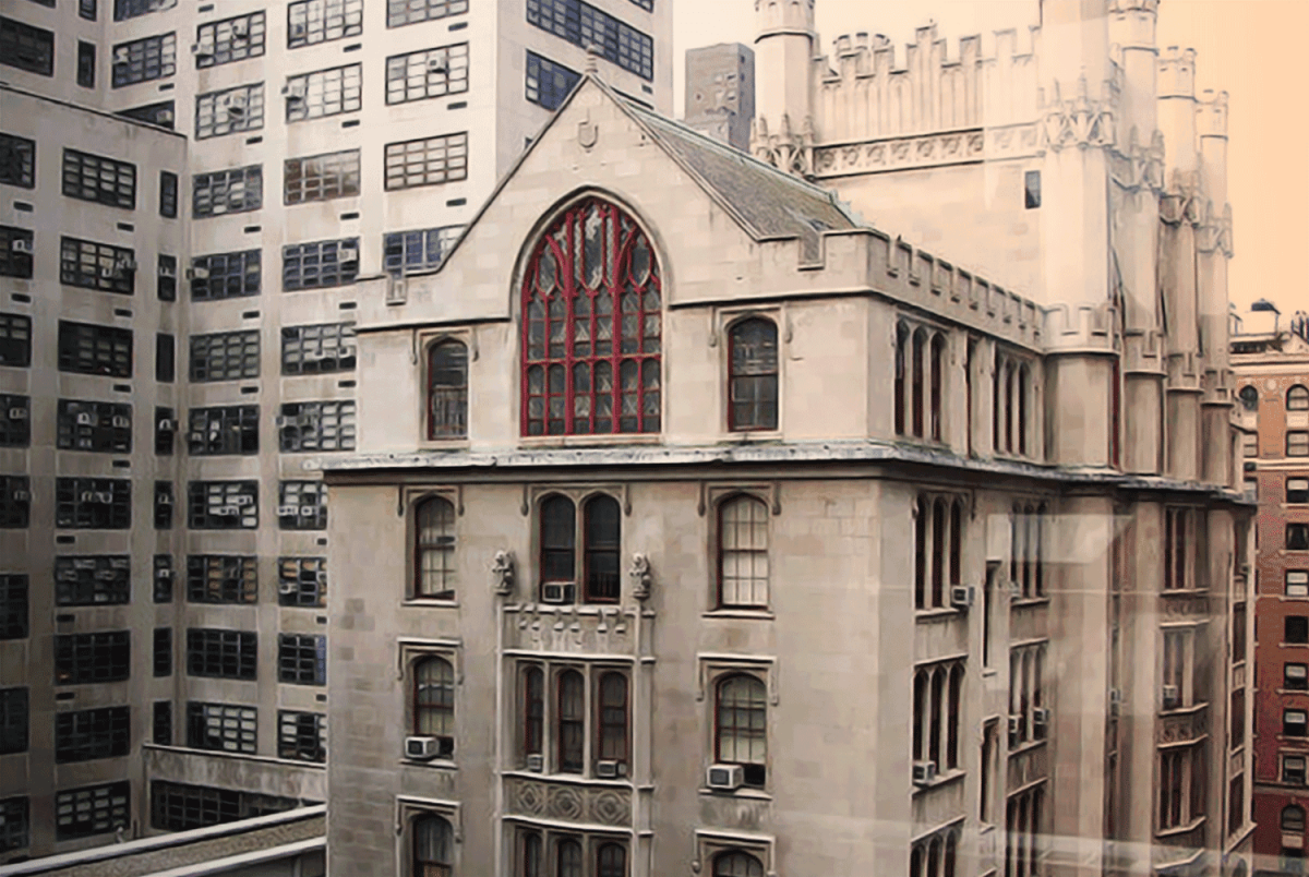 CUNY Hunter College academic building