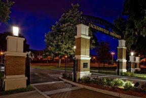 Top 10 Residences at Jacksonville University