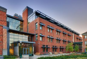 Top 10 Buildings at the University of Oregon