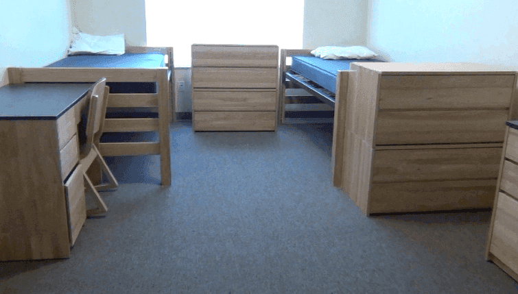 Lackhove dorm room