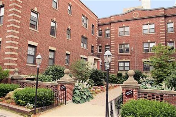 The Cedar House Apartments