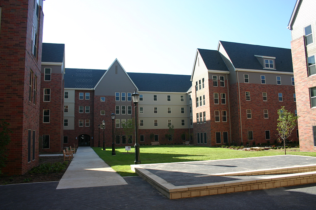 Top 10 Dorms at the University of Arkansas