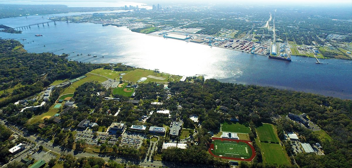 Top 10 Clubs at Jacksonville University