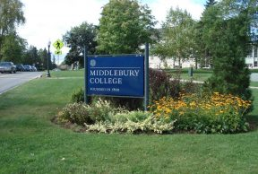 Top 10 Residences at Middlebury College