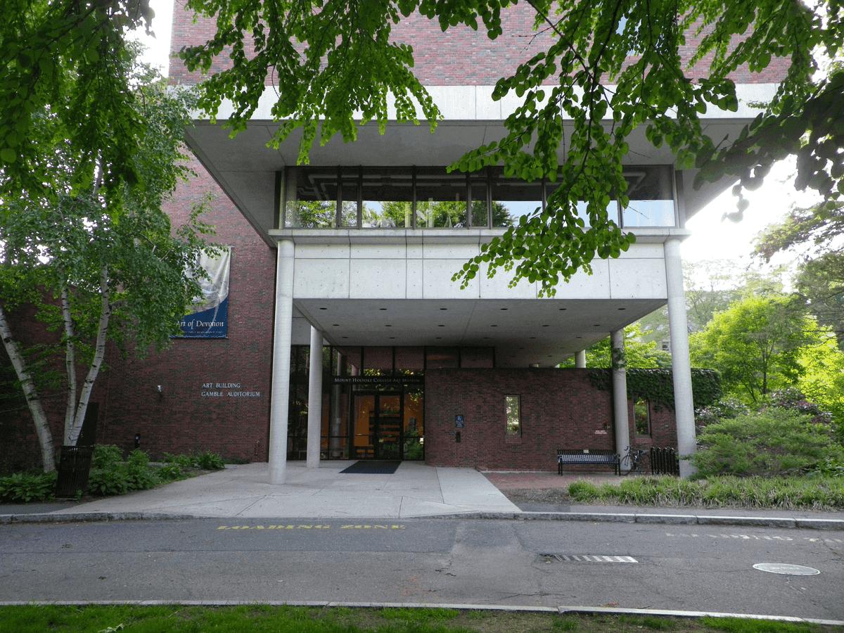 Top 10 Residences at Mount Holyoke College