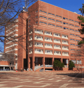 D.H. Hill Library building