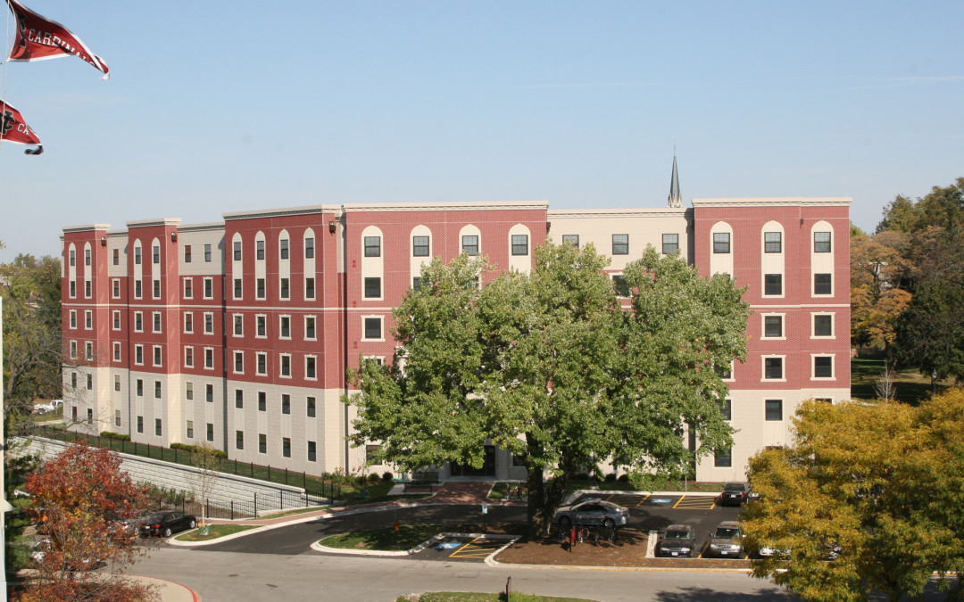 Top 10 Residences at North Central College