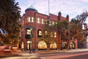 Top 10 Residences at SCAD