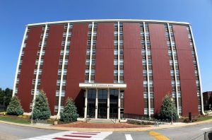 Sparkman Hall building at JSU