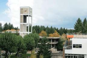 Top 8 Residence Halls at Evergreen State College