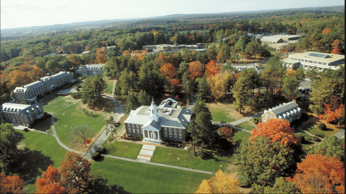 Top 10 Dorms at Babson College