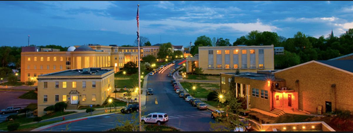 Top 10 Dorms at Shepherd University