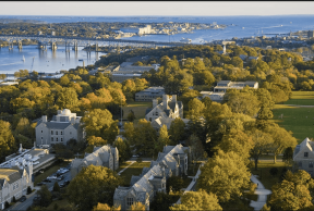 Top 10 Dorms at Connecticut College