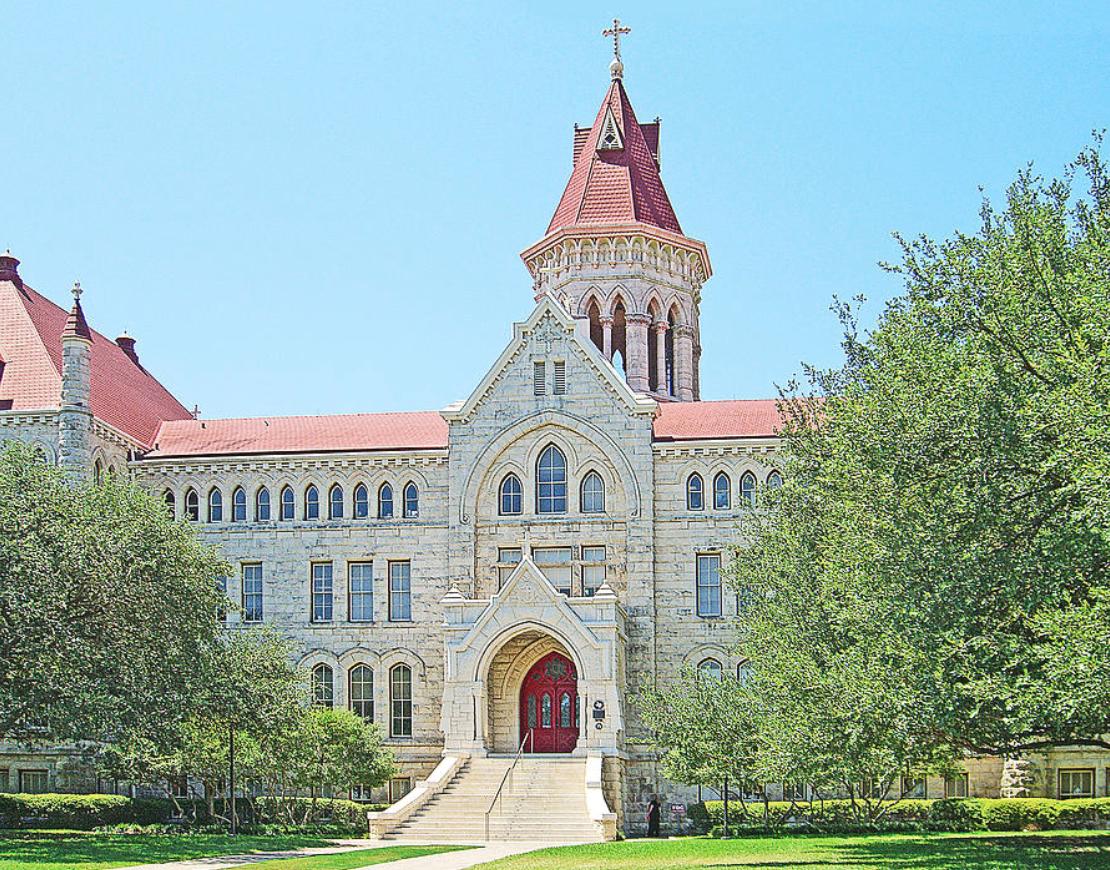 Top 10 Residences at St. Edward's University