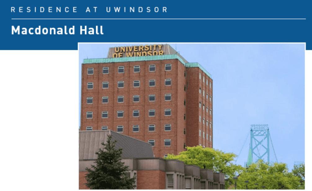 Macdonald Hall