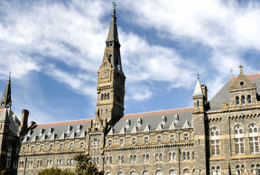 10 Library Resources at Georgetown University