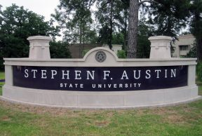 Top 10 Clubs at Stephen F. Austin State University