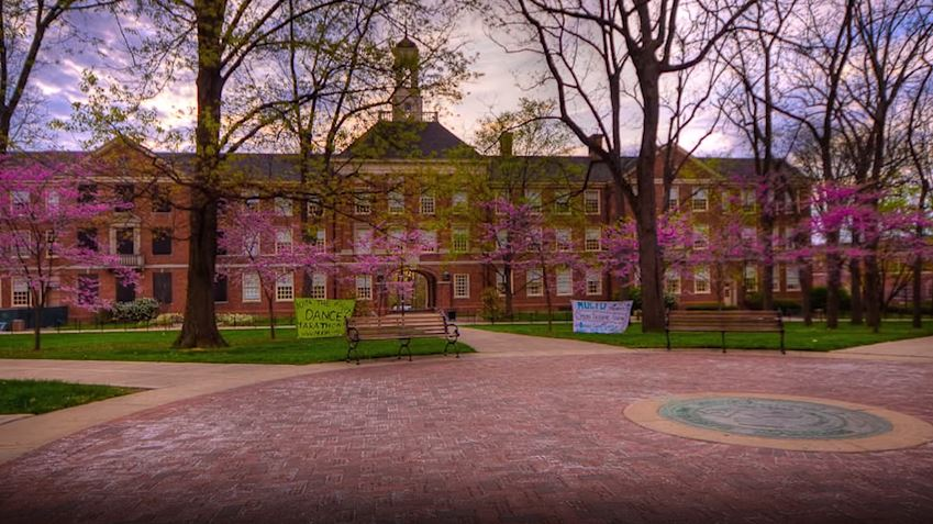 Top 8 Residence Halls at Miami University