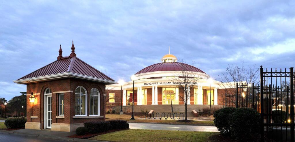 Top 10 Dorms at Tuskegee University