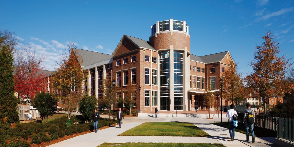Top 10 Dorms at the University of North Georgia