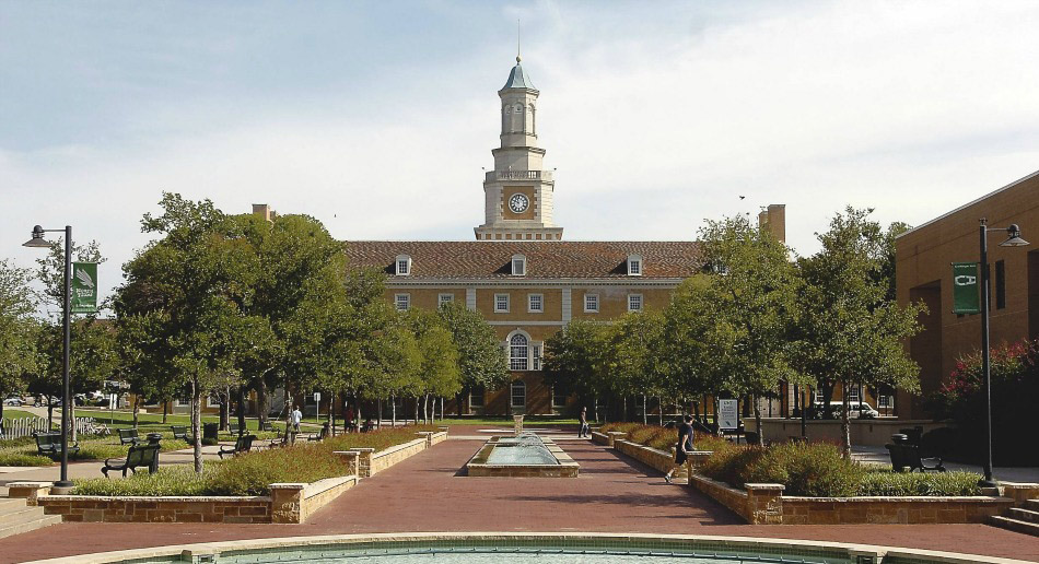 Top 10 Clubs at University of North Texas