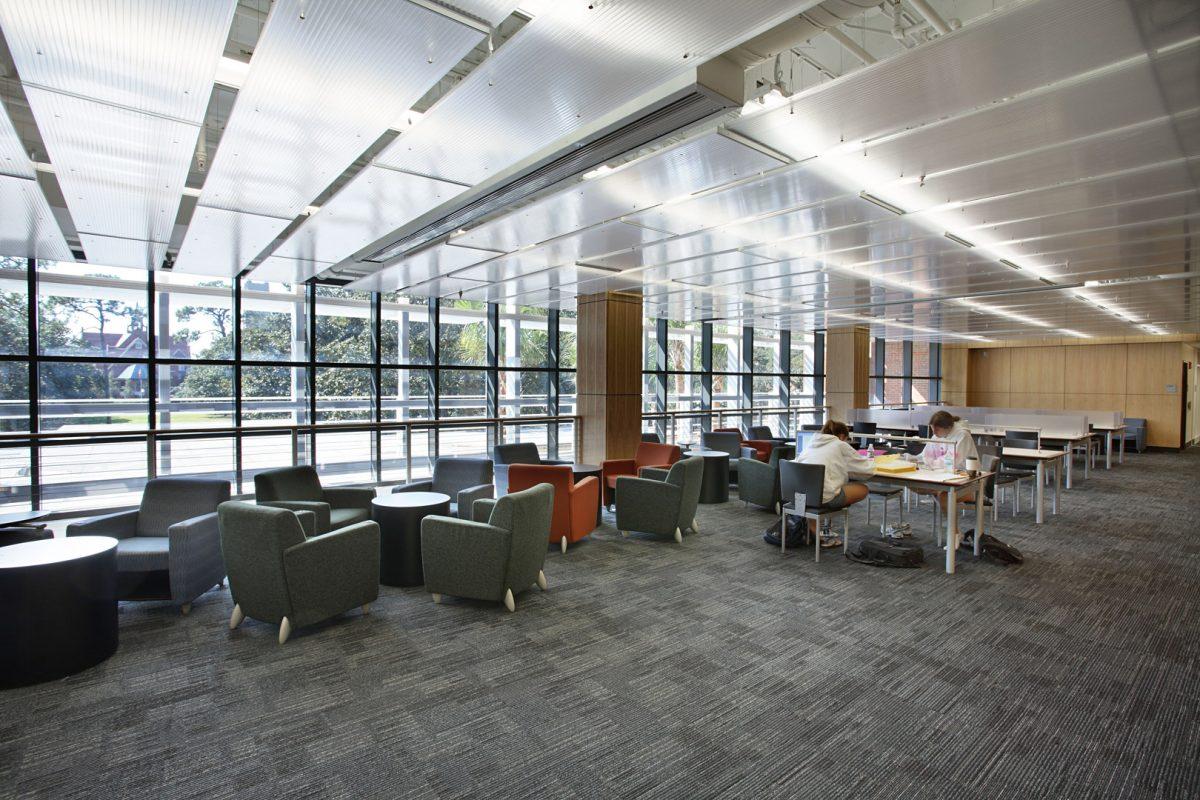 University of Florida library
