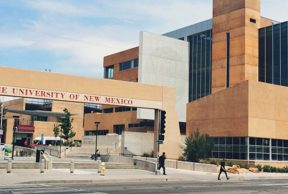 Top 10 Dorms at UNM