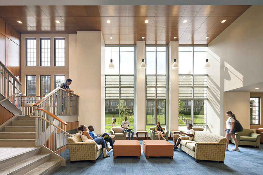 Top 10 Dorms at Duke University