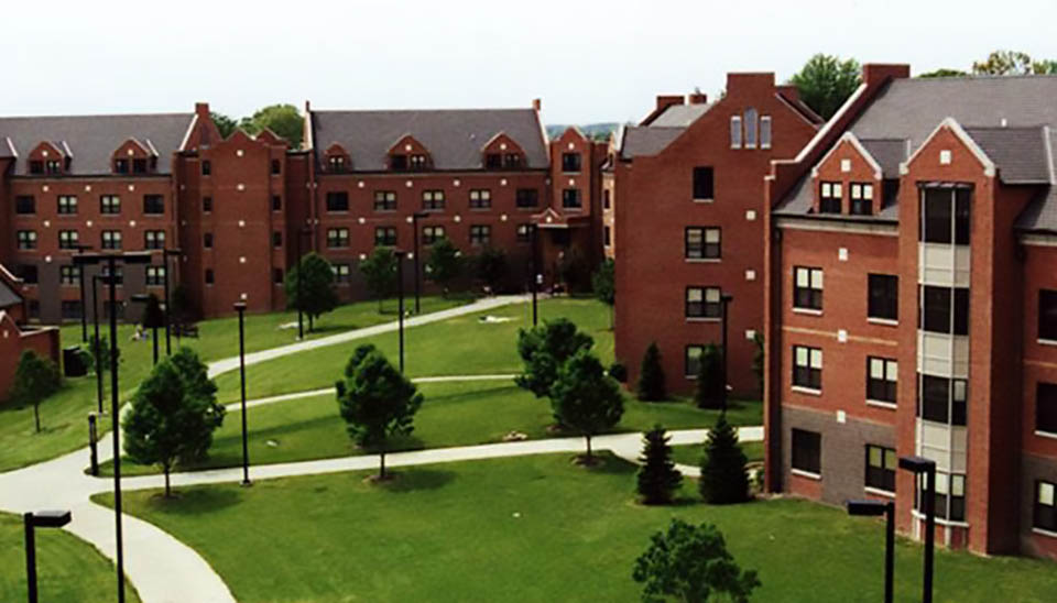 Top 6 Dorms at Youngstown State
