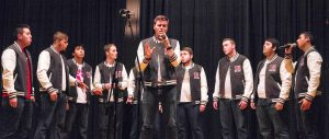WOU A Capella Group Performance.