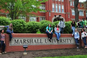 Top 10 Residences at Marshall University